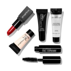 Smashbox FLAWLESS IN FIVE  5 Piece Set